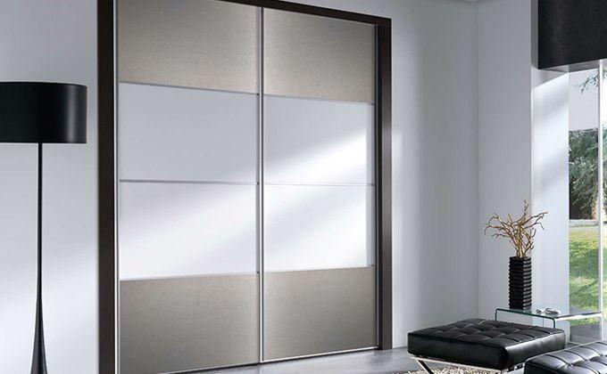 Puertas correderas armarios y vestidores buscar con - Armarios empotrados modernos ...