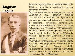 Resultado De Imagen Para Biografia De Augusto De Leguia Historical Figures Historical