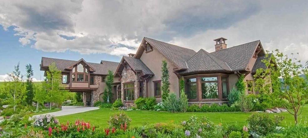 Bozeman Montana Estate For Sale On Over 20 Acres