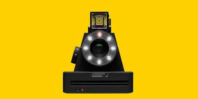 La I-1 la cámara que quiere traerá de vuelta la gloria retro de Polaroid https://t.co/5ihVZpa9Ny https://t.co/Dsgk0DYuf5
