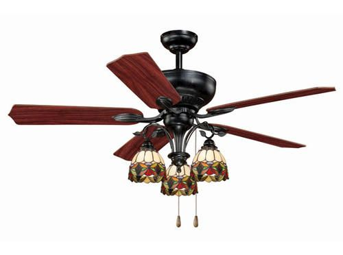 dining room ceiling fan turn of the century belle 52in