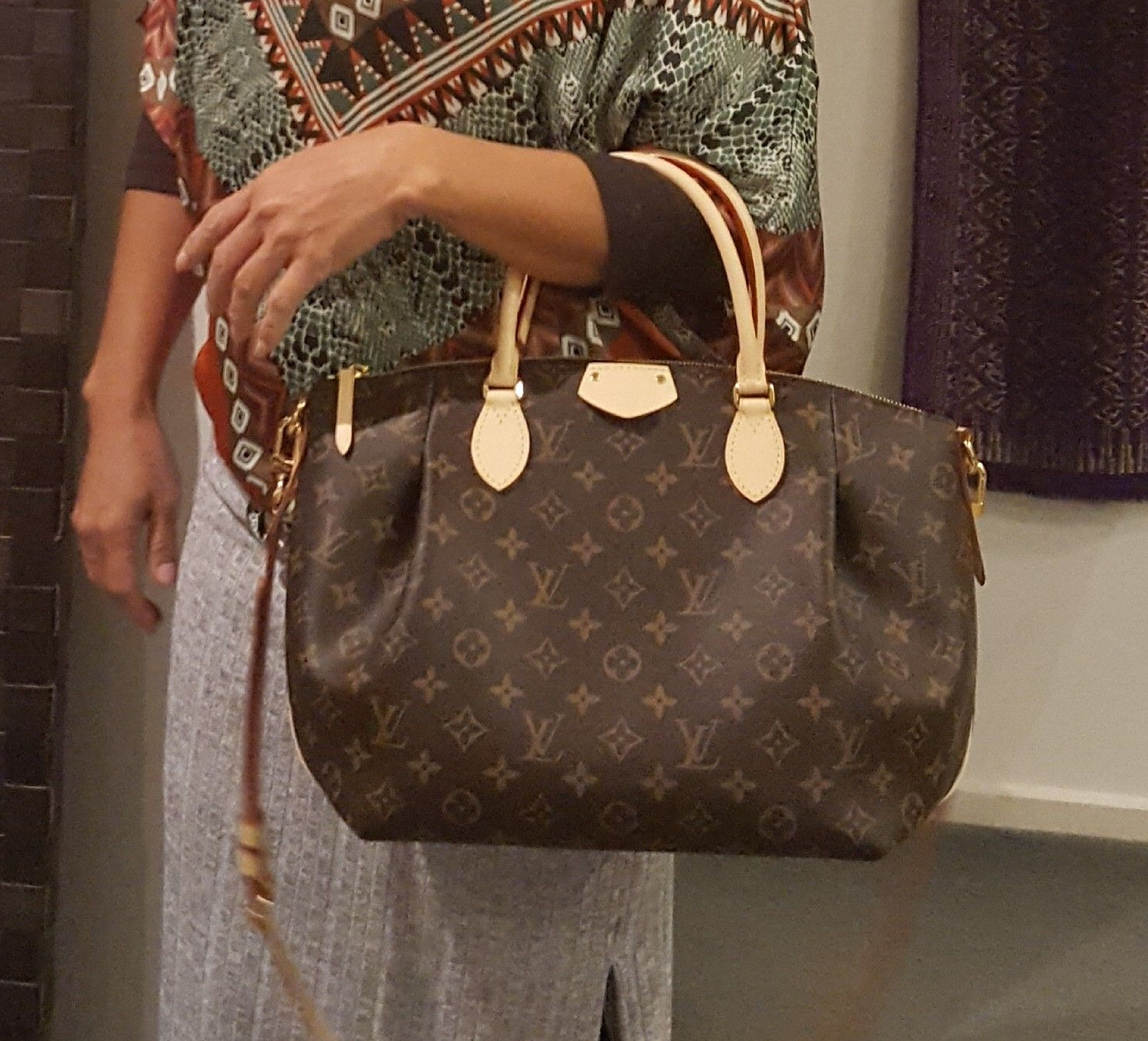 Love My Louis Vuitton Turenne Mm Its All About Louis In