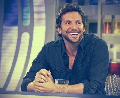 Bradley Cooper, speak French to me...please?