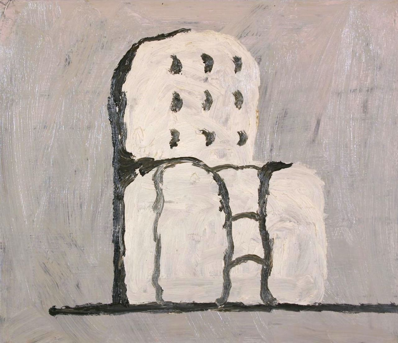 Philip Guston - Chair