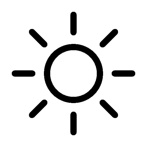 Sun Icon 61438 Png 512 512 Icon Notions Symbols