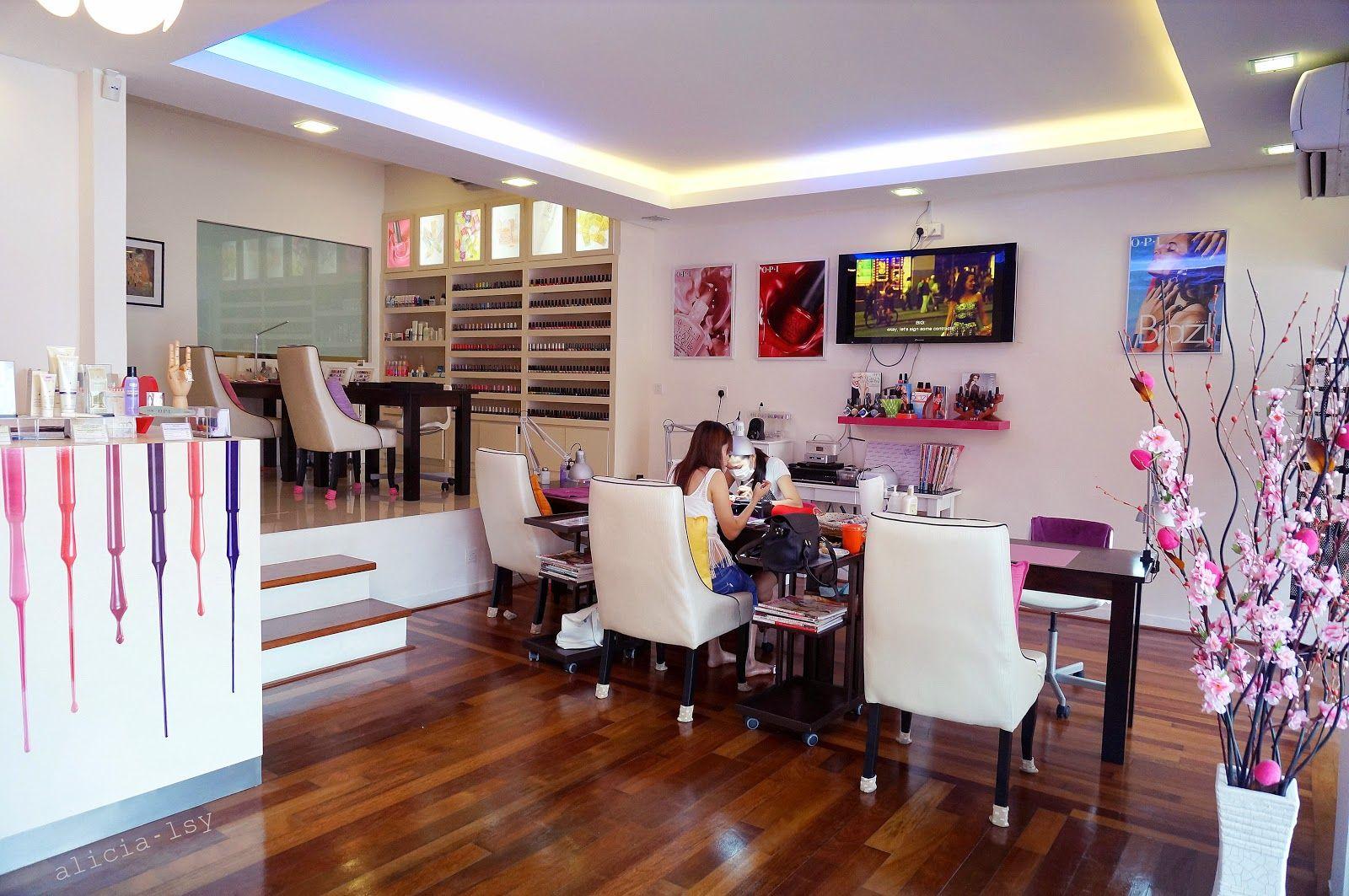 small nail salon google search - Small Nail Salon Interior Designs