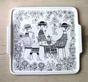 I M Collecting These Arabia Emilia Kitchenware Retro Mera Retro Vintage
