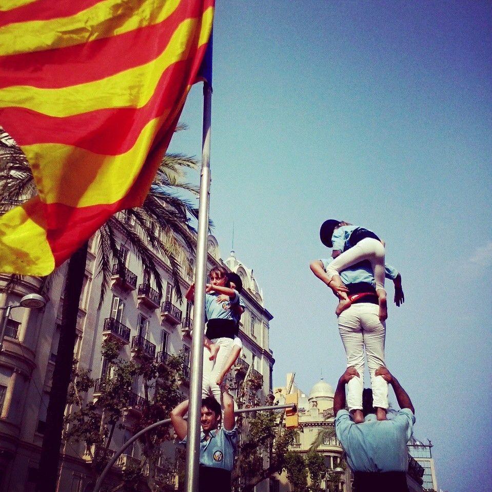 11S. Catalonia.Barcelona.Catalunya.