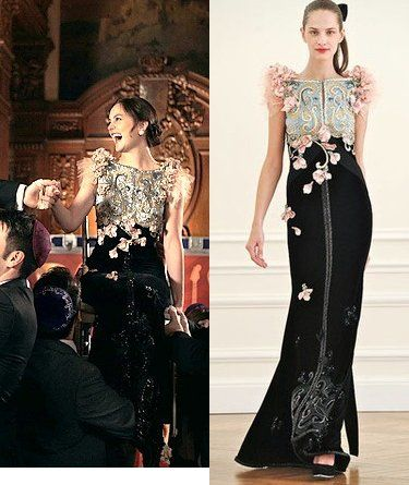 Is It Just Me Or Does This Alexismabille Dress Look Better On Blair