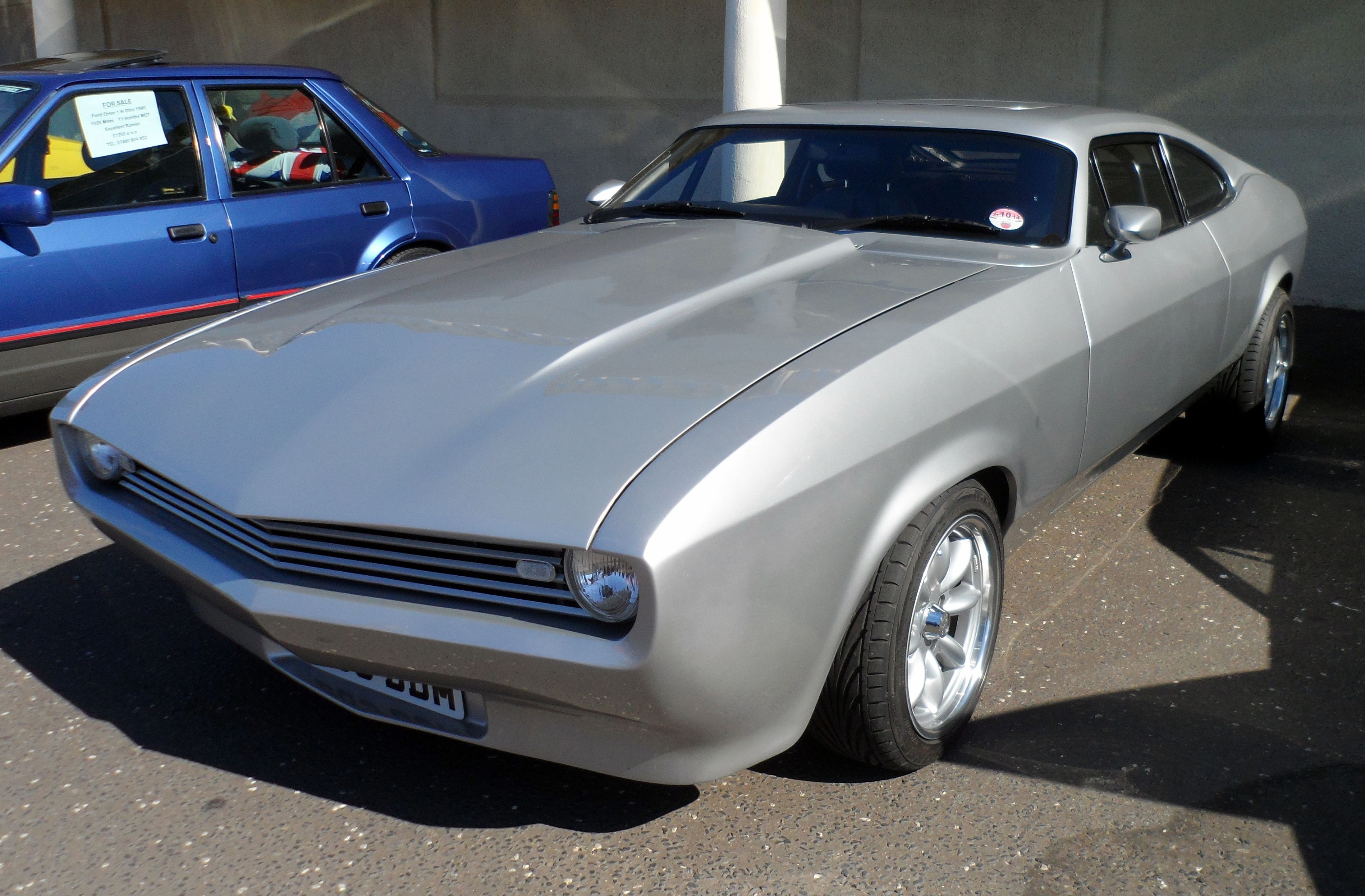 Heavily Modified Customised Ford Capri Ford Capri Classic