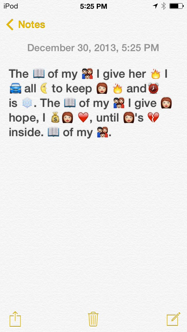 I Just Made This It Story Of My Life In Emojis Hope You Guys Like It And Understand It Emoji Stories Story Of My Life Words