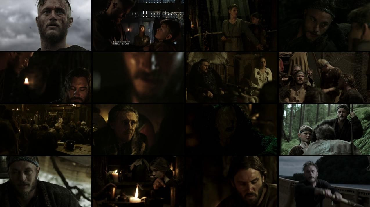 Vikings Season 1 Hindi EXTENDED 720p BluRay [Hindi-Eng