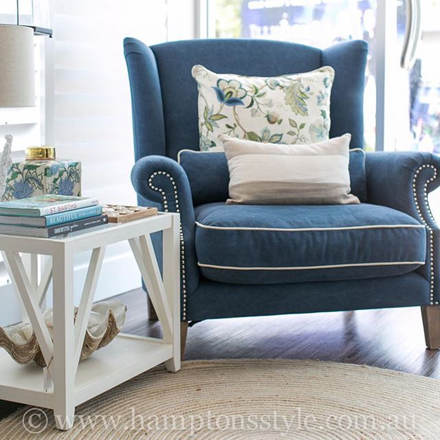 One Of Our Favourite Chairs To Curl Up In Is The Navy Love Chair And It S Made An Earance Back These Are Seriously Comfy Tuck