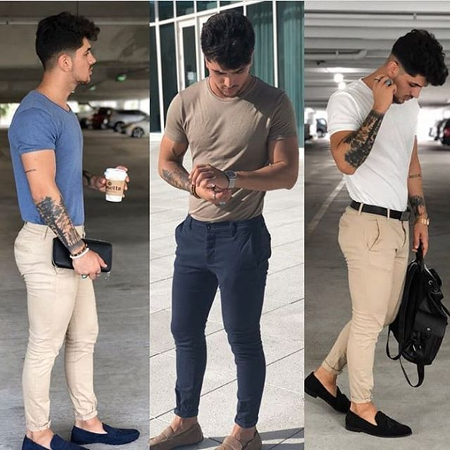 5 Casual Outfits For Young Guys | Moda masculina casual