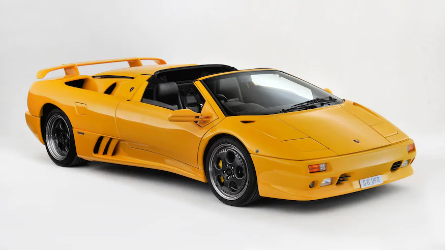 How Much Is It? A Historical Timeline of Lamborghini ...
