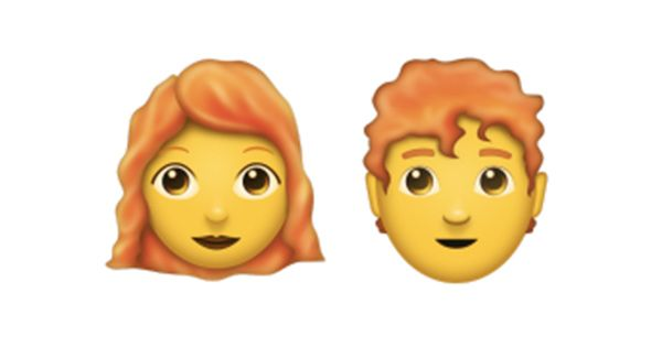Redheaded Emojis Are Coming Get The Details Here Redhead Redheads Emoji
