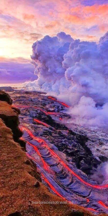 The Infinite Gallery Kilauea Volcano, Hawaii                                    … The Infinite Gallery Kilauea Volcano, Hawaii                                                                                                       ..  http://www.bestplacestotravel.us/2017/05/16/the-infinite-gallery-kilauea-volcano-hawaii/