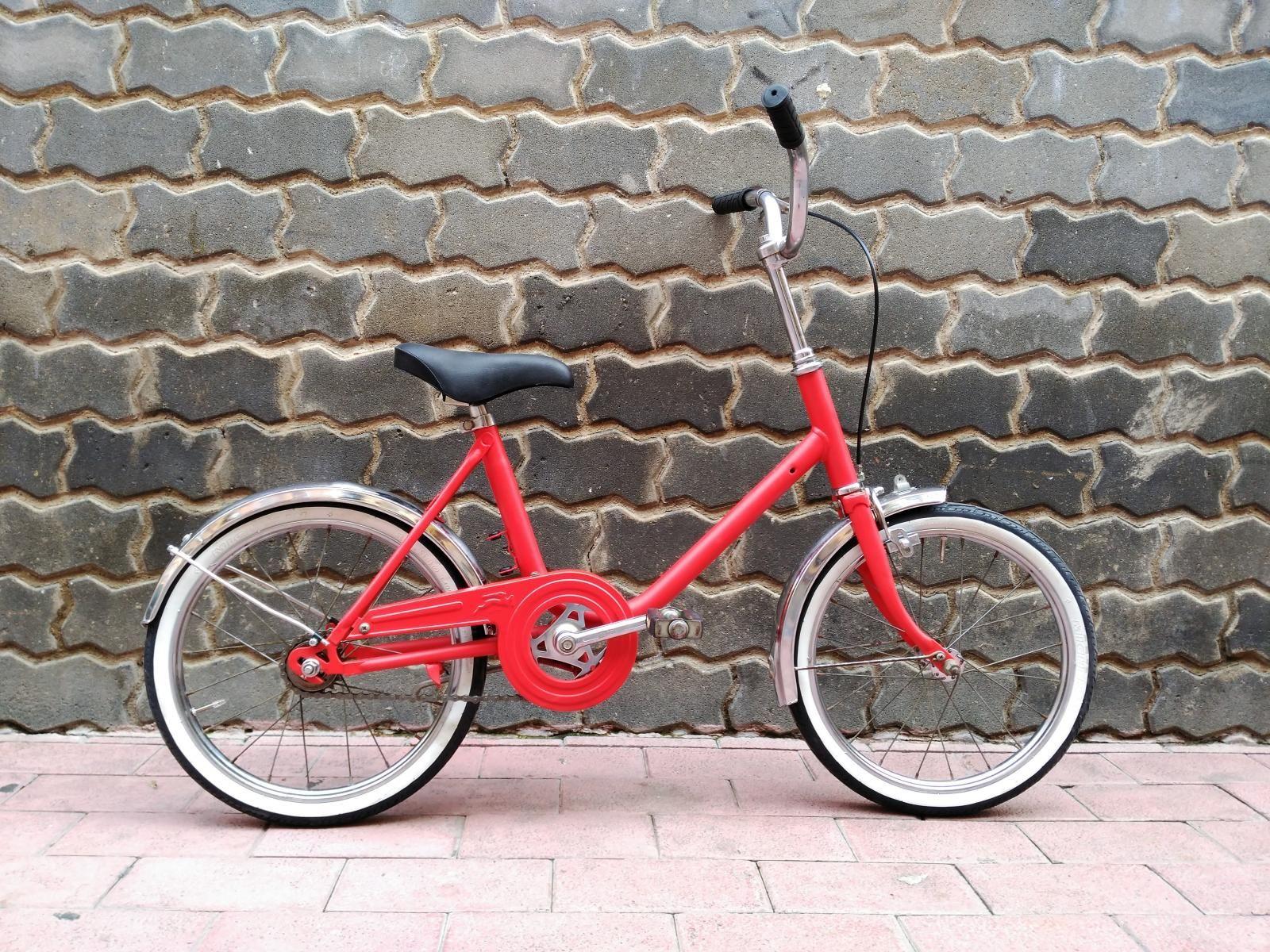 Bh Gacela 16 Restaurada Bicicletas Bh Bicicletas Infantiles