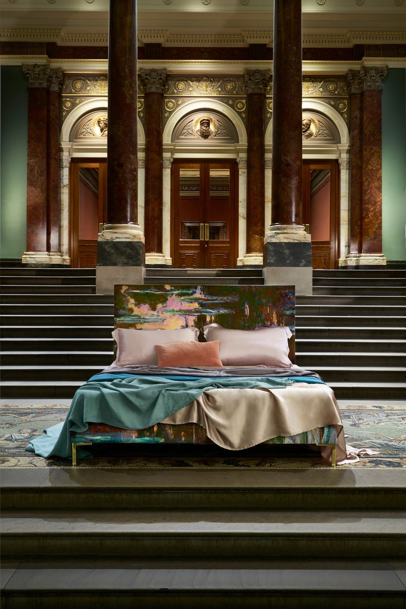 Sleep With A Masterpiece London S National Gallery And Savoir