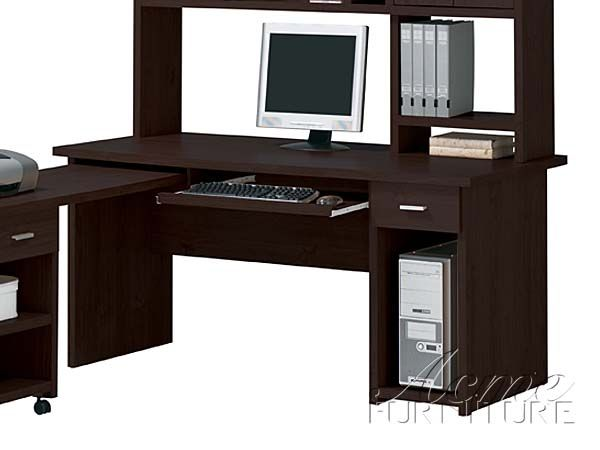 Acme Furniture Linda Espresso Computer Desk Home Office Computer Desk Cool Office Desk Corner Computer Desk