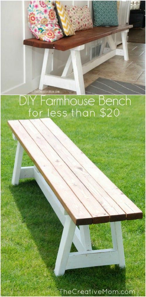 20 Cool DIY Projects To Deck Out Your Deck For Summer Entertaining #cheapdiyhomedecor