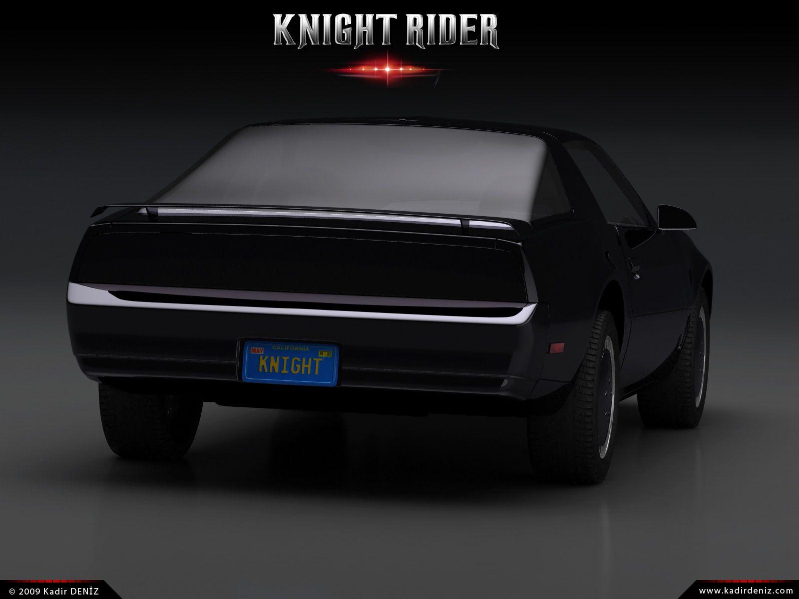Knight rider 3d art porn movies