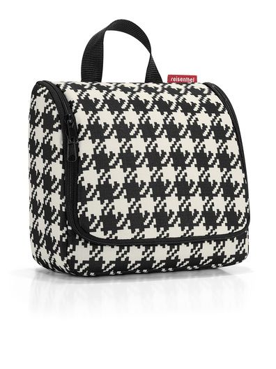 reisenthel® toiletbag fifties black  Just open the toiletry bag and hang it  up  anywhere at home or on the road! 6774bbd70e