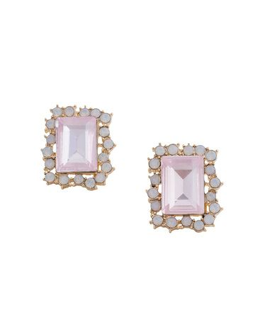 Sweet Dreams Earrings. A perfect touch of delicate sparkle.