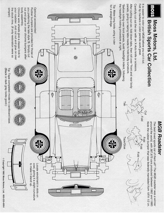 1980 Mg Mgb Wiring Diagrams