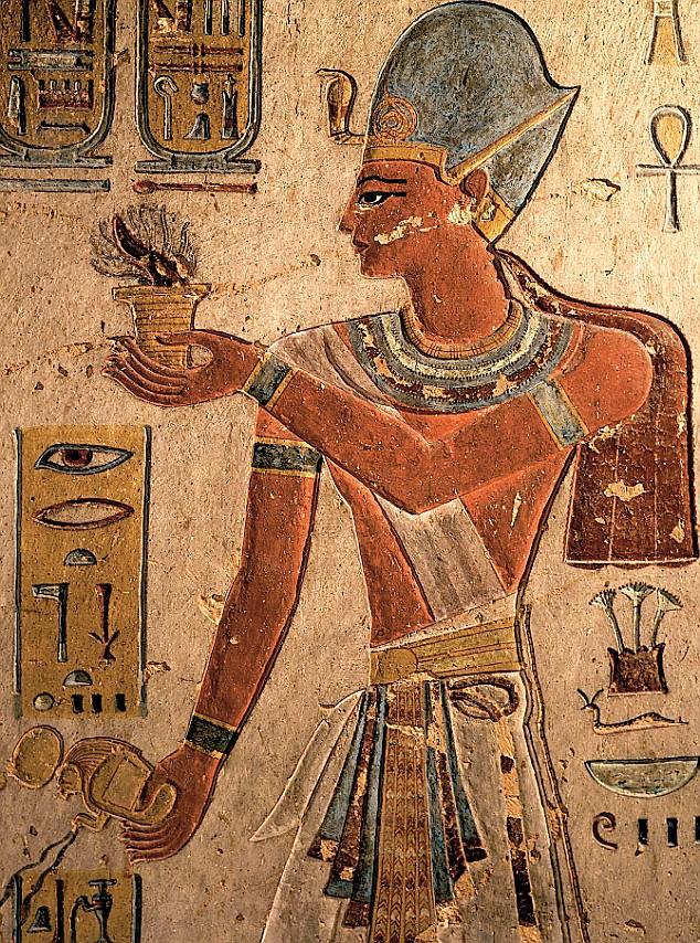 токами исторические картинки египта имеет тонкий
