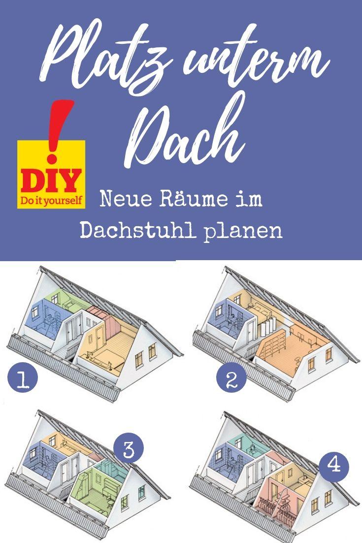 Photo of Platz unterm Dach: Neue Räume im Dachstuhl