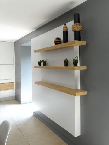 bois granit et t le rouill e pour une cuisine moderne pinterest cuisine moderne granit et t le. Black Bedroom Furniture Sets. Home Design Ideas