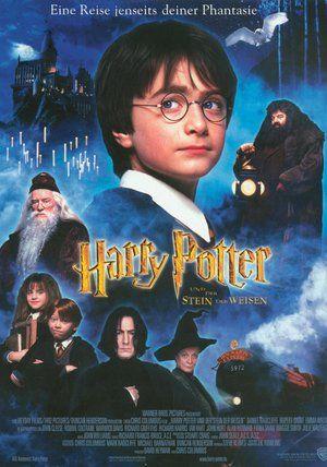 Harry Potter Und Der Stein Der Weisen Coole Filme Filme Familienfilme