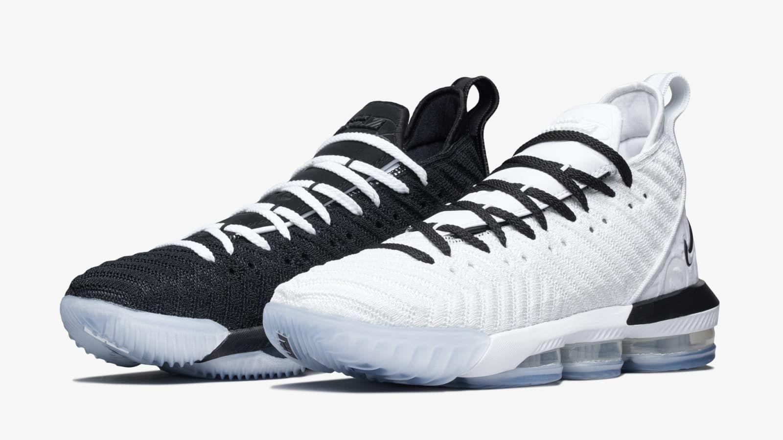 Nike LeBron 16  Equality  BQ5969-100 BQ5969-101 Release Date  143a77929