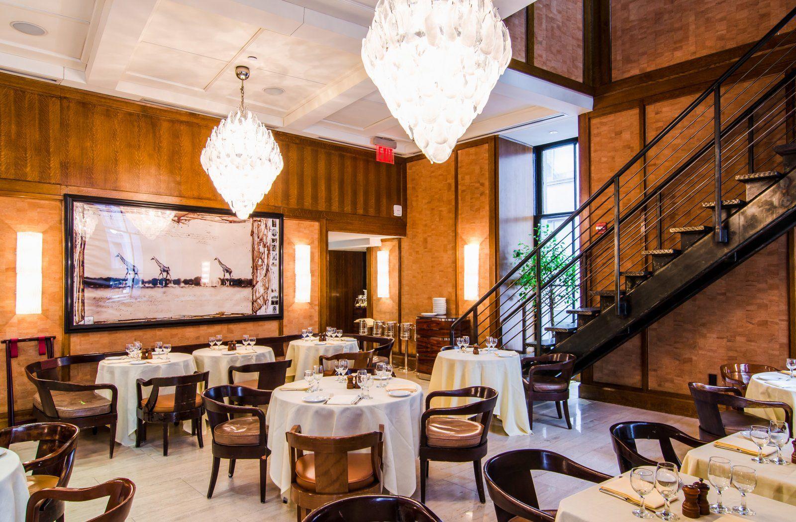 Cipriani Club 55 Cipriani Wall Street Nyc York Restaurants