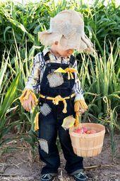 Easy No Sew Scarecrow Costume #scarecrowcostumediy This Easy No Sew Scarecrow Co...   - winterkleid - #Costume #Easy #Scarecrow #scarecrowcostumediy #sew #winterkleid #scarecrowcostumediy