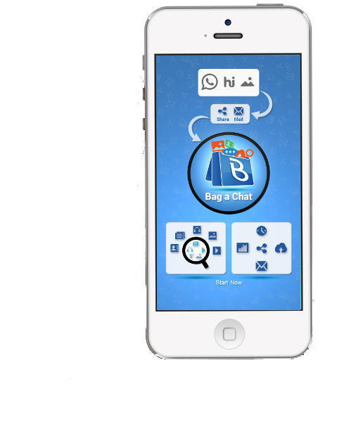 Bag A Chat App To Enable Businesses To Use Messengers Like Whatsapp For Customer Service Marketing Integrating With In H Marketing Chat App Marketing Tools