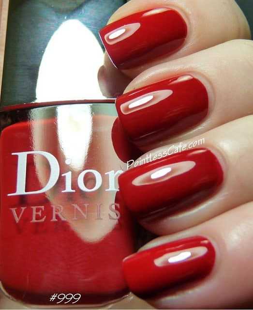 Dior Rouge 999 Swatches And Review Pointless Cafe