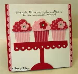 Stampin up cupcake punch occasions mini