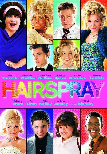 Hairspray ヘアスプレー 映画 まとめ 映画