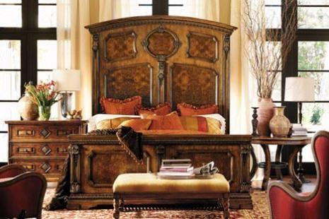 Luxury Bedroom Furniture, Louis Shanks Bedroom Furniture