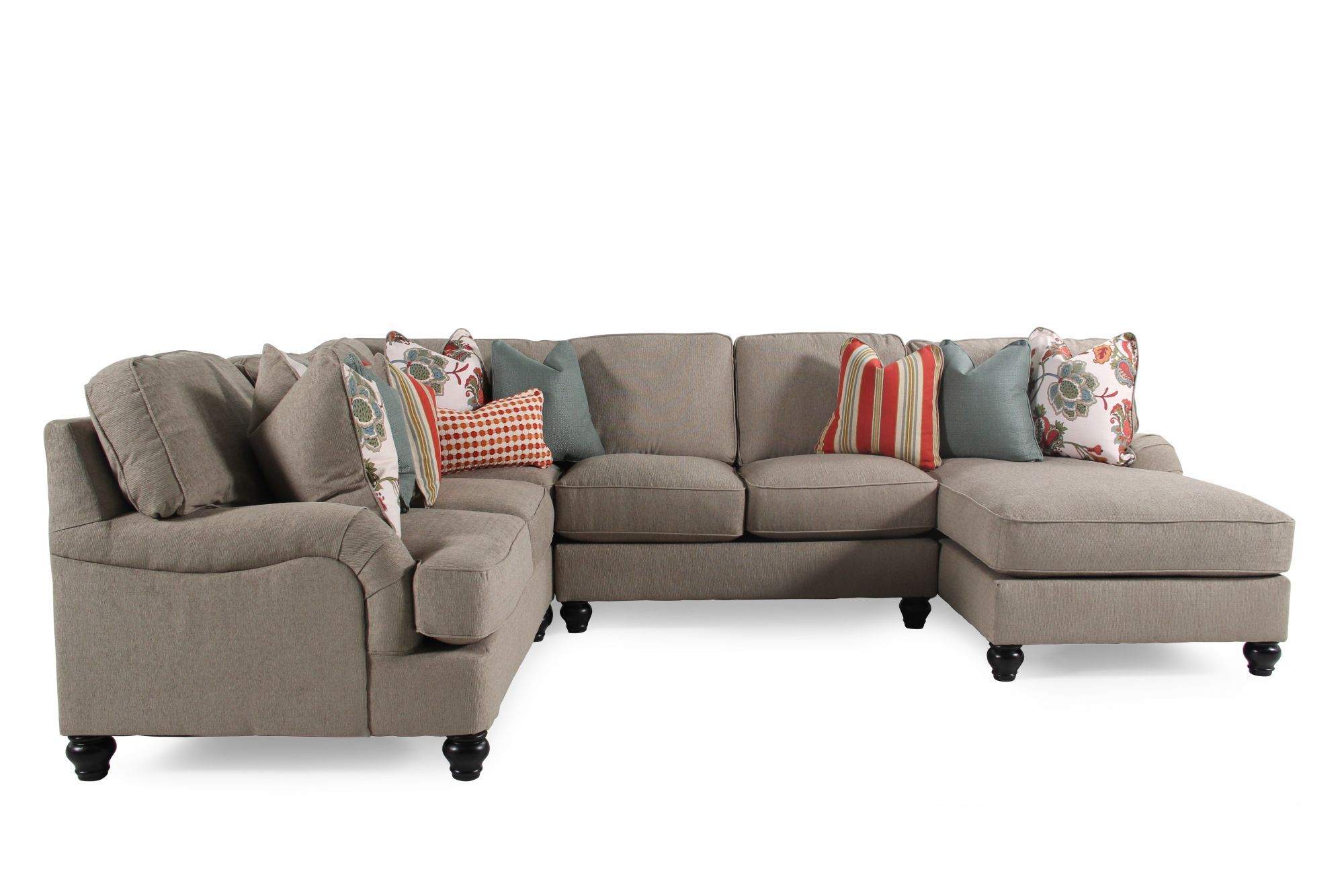 Ashley Kerridon Putty Sectional Sectional Sofa Ashley Furniture