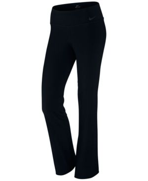 Nike Plus Size Power Legendary Training Pants - Black