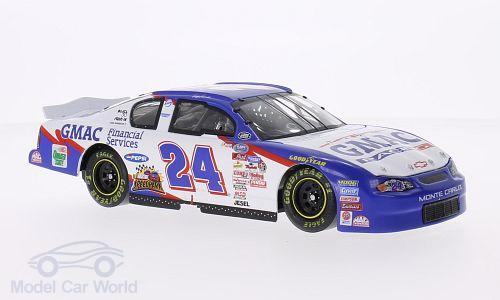 Chevrolet Monte Carlo, No.24, Team GMAC Racing, GMAC, Nascar
