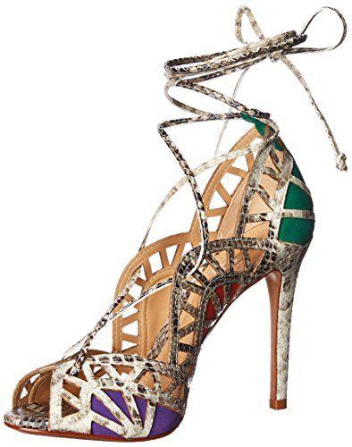 206121ff1e01 Lace it up this Spring with Schutz. Schutz Women s Dubianna Dress Sandal ...