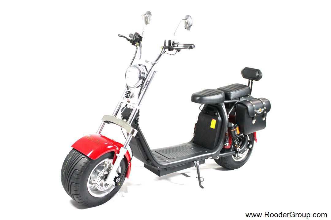 FUN SCOOTER Big Wheel City Roller