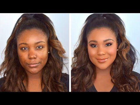 Here\'s an In-Depth Drugstore Makeup Tutorial , My foundation ...