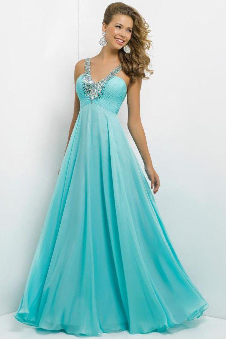 Blue prom dress c prom dresses pinterest prom