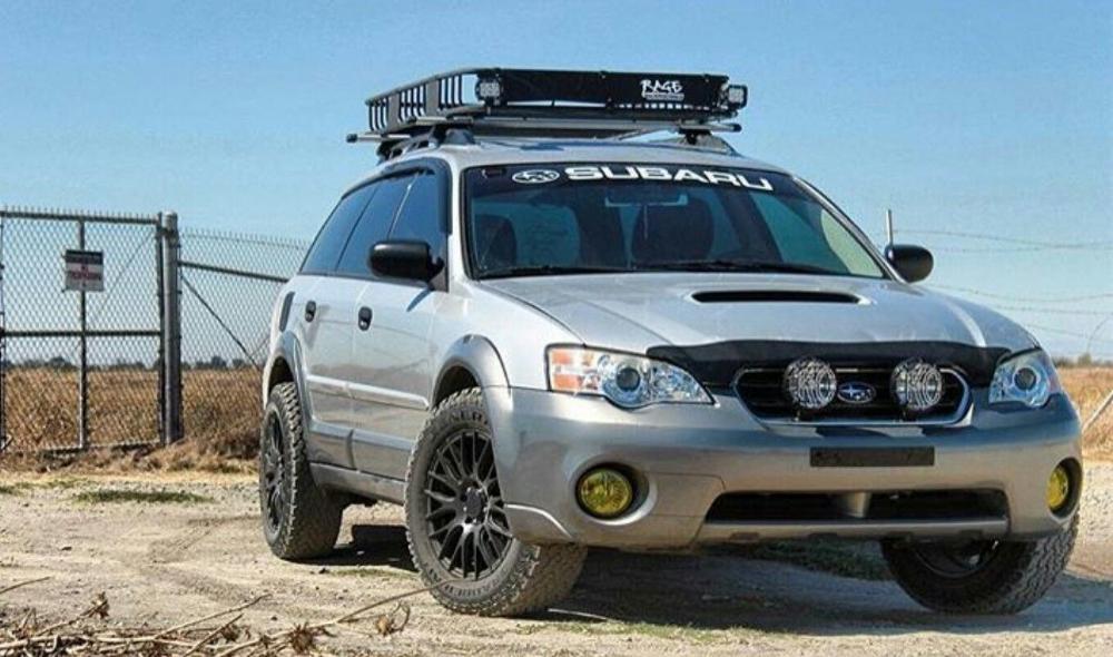 2008 Subaru Outback Cargo Basket Google Search Subaru Outback Offroad Subaru Outback Lifted Subaru Outback