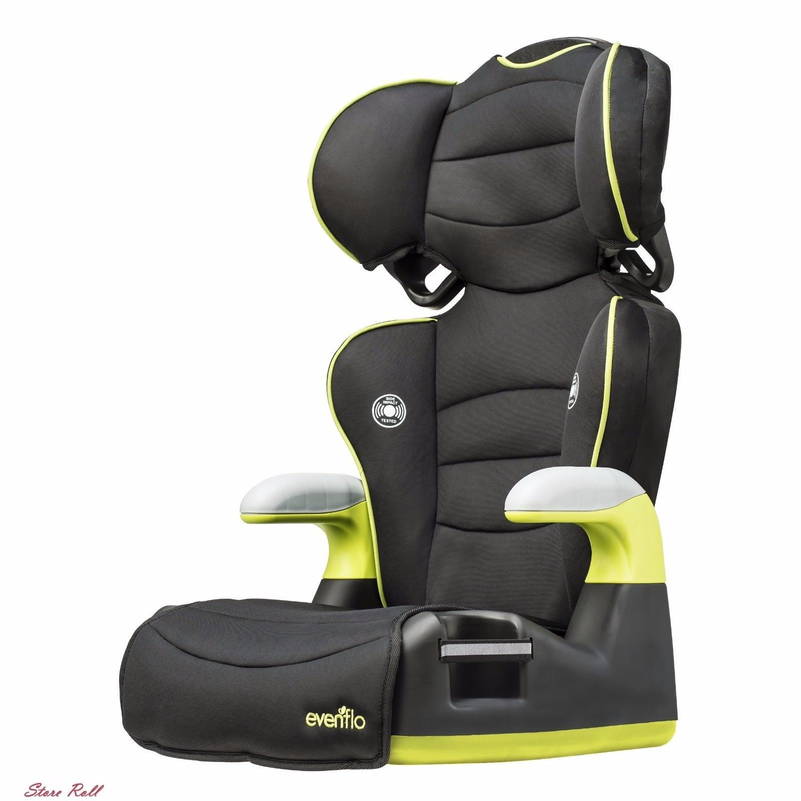 Highback Booster Car Seat Toddler Safety 2 In 1 Removable